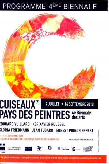 Cuiseauxpaysdespeintres catalogue4emebiennaledesarts